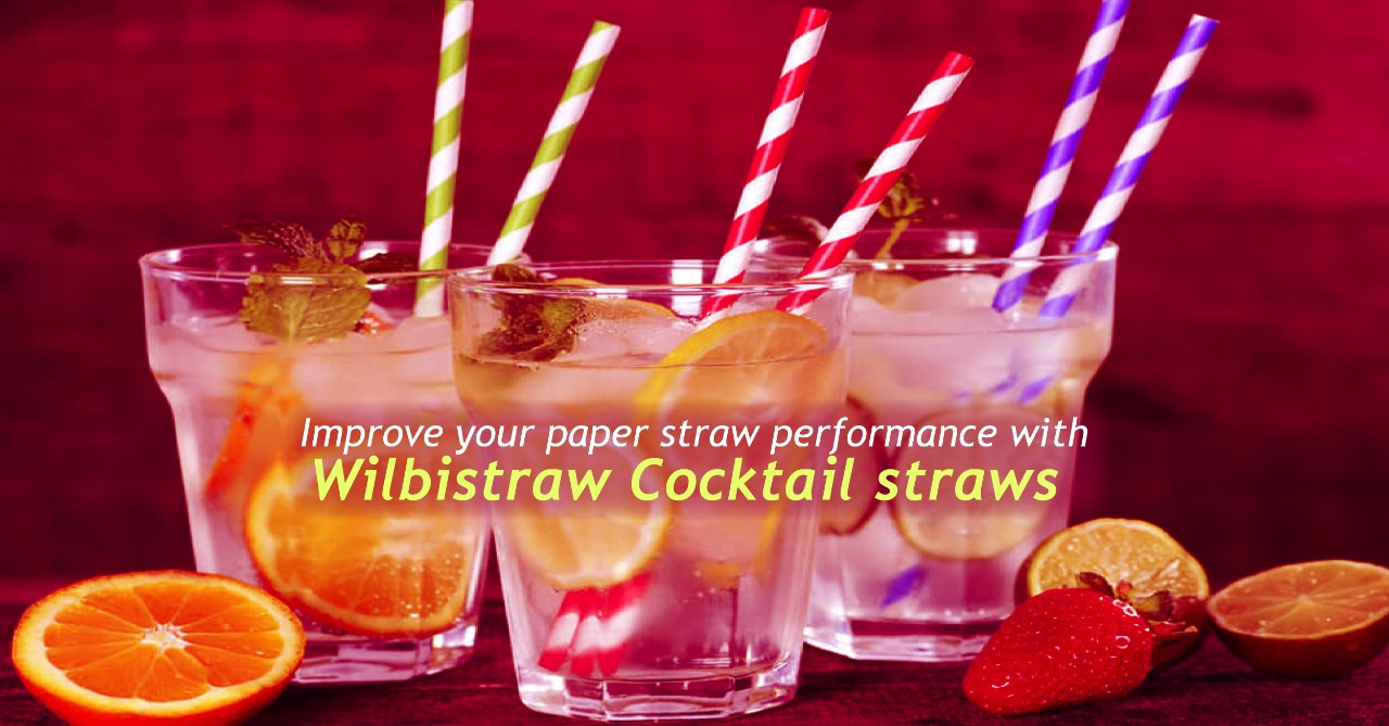 paper cocktail straws