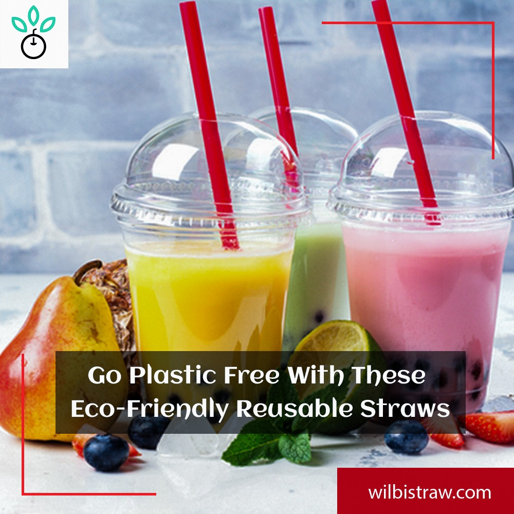 sustainable straws