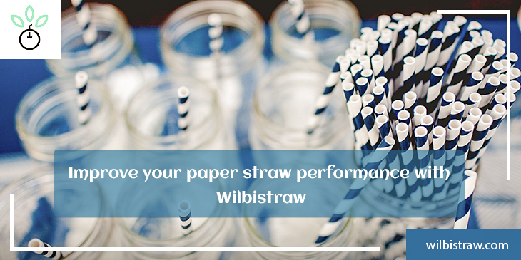 Improve Your Paper Straw Performance with Wilbistraw