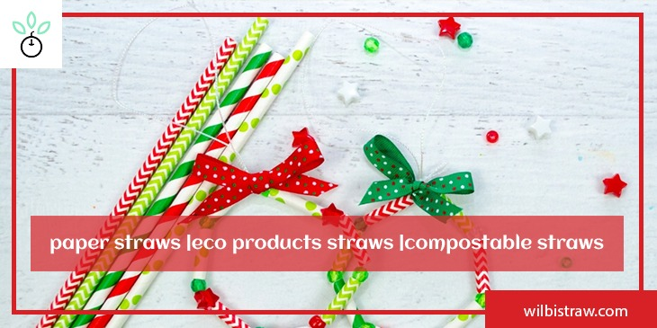 Paper straws |eco products straws |compostable straws